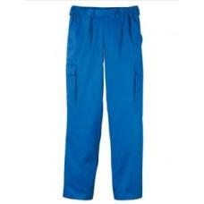 Работен панталон П/ПЕ, цвят син,