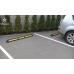 Паркинг стопер  1670 x 145 x 120 mm,