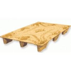Екопресовани дървени палета 800 х 1200mm, дo 900 kg