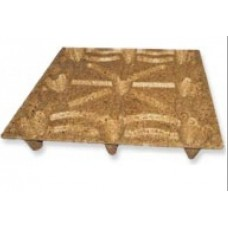 Екопресовани дървени палета F10 1000 х 1200