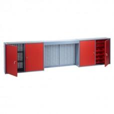 Стенен шкаф за инструменти Küpper 240х60х20 см