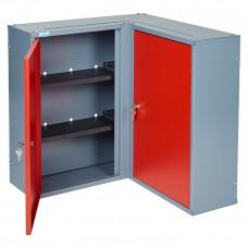 Шлосерски стенен шкаф, горен 2 врати